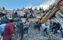 Hãi hùng hiện trường trận động đất khiến hàng trăm người thương vong