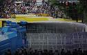Ảnh: Cảnh sát Thái Lan dùng hơi cay, vòi rồng đối phó biểu tình