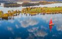 Choáng ngợp trước cảnh đẹp tựa chốn thiên đường ở nước Nga