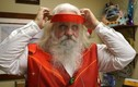 """""""Ông già Noel"""" thuộc nhóm nguy cơ cao nếu mắc Covid-19"""