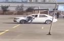 Học viên đạp nhầm chân ga suýt gây tai nạn chết người