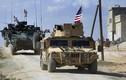 Đoàn xe quân sự hùng hậu của Mỹ tiến vào Syria từ Iraq