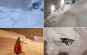 Toàn cảnh nước Nga chìm trong mùa đông lạnh giá