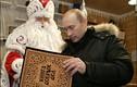 """Video: Ông Putin làm """"ông già Noel"""", chia sẻ ước nguyện đêm Giáng sinh"""
