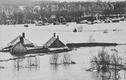 Nhìn lại trận lụt kinh hoàng ở Moscow hơn 100 năm trước
