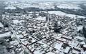 Toàn cảnh nước Anh chìm trong mùa đông lạnh giá