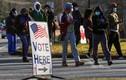 """Bầu cử Thượng viện Mỹ ở bang Georgia: """"Nín thở"""" chờ kết quả"""