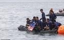 """Toàn cảnh Indonesia """"chạy đua"""" thời gian tìm xác máy bay rơi xuống biển"""