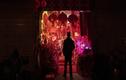 Cảnh đìu hiu tại nơi bán đồ trang trí Tết ở Trung Quốc
