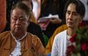 """Chân dung """"cánh tay phải"""" của bà Aung San Suu Kyi vừa bị bắt"""