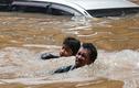 Cảnh người dân thủ đô Indonesia khốn khổ vì lũ lụt