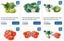 Bắp cải, cà chua 1 nghìn đồng/kg, ship tận nơi chỉ 9 nghìn đồng