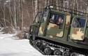 Hình ảnh Tổng thống Nga Putin tự lái xe địa hình băng rừng