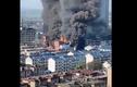 Video: Cháy ngùn ngụt tại trung tâm thương mại Trung Quốc, 4 người chết