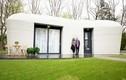Ngôi nhà in 3D: Gia đình đầu tiên thuê 22 triệu mỗi tháng