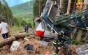 Hiện trường vụ đứt cáp treo kinh hoàng tại Italy, nhiều người chết