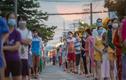 Phường có nhiều ca Covid-19, quận Bình Tân xét nghiệm 57.000 người trong đêm