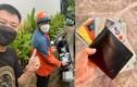 Nhặt được ví tiền, chồng Ốc Thanh Vân xử lý cực đáng yêu