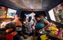 Cám cảnh cuộc sống người dân Haiti trong nơi trú ẩn tạm bợ