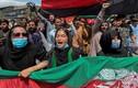 Toàn cảnh biểu tình phản đối lực lượng Taliban tại Afghanistan