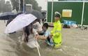 Miền Trung Trung Quốc nâng cảnh báo lũ lụt lên mức cao nhất
