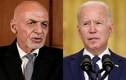 Cuộc gọi cuối của Tổng thống Biden và Ghani trước khi Taliban tiến vào