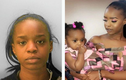 Bà mẹ bỏ mặc con 20 tháng tuổi chết đói lĩnh án tù