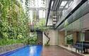 Mê mẩn ngắm kiến trúc ngôi nhà đẹp nhất Indonesia