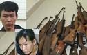 Xóa sổ lò chế súng của cặp vợ chồng nghiện nhiễm HIV