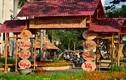 Khu đô thị nhà giàu Phú Mỹ Hưng ngợp cảnh sắc miền quê