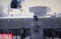 Tù nhân vượt ngục bằng trực thăng ở Canada