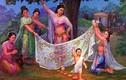 Ý nghĩa 7 bước chân và câu nói của Đức Phật khi mới chào đời