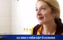 Clip: Ca sinh 5 hiếm gặp ở Ukraine
