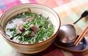 Vì sao không nên vò nát rau ngót khi nấu canh?