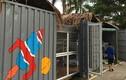 Tranh cãi việc biến container thành nhà bán trú ở Quảng Ngãi