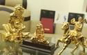 Giá trị 7 pho tượng vàng ở sân bay Nội Bài gây sốc