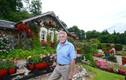 Kinh ngạc vườn nhà đẹp như thiên đường của ông cụ 75 tuổi
