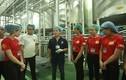 Top 25 thí sinh Hoa khôi sinh viên Hà Nội thăm nhà máy Number 1 Hà Nam