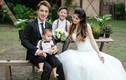 Ảnh kỷ niệm 3 năm ngày cưới của gia đình Đăng Khôi