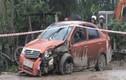 113 Online 11h30 ngày 9/3: Ba ô tô lao xuống hố công trình