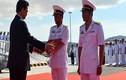 Lễ thượng cờ hai tàu ngầm Kilo đầu tiên của Việt Nam