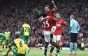 Man Utd đè bẹp Norwich với tỷ số 4:0