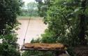 Soi cáp treo tự chế... đu qua sông Hồng của dân Hà Nội