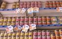 Nhiều vi phạm về niêm yết giá sữa