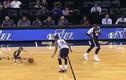 Clip trận đấu bóng rổ để đời của cậu bé 5 tuổi