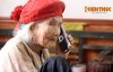 Tận mắt cụ bà 111 tuổi ăn trầu, nghe nhạc sành điệu