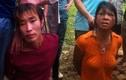 Thảm sát ở Yên Bái: Ảnh nghi can cùng người tình khi bị bắt