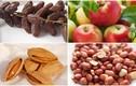 Chọn thực phẩm ăn vặt chống béo bụng