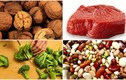 Chọn thực phẩm chống ốm cho trẻ ngày đầu đông