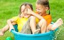 11 lưu ý giúp chăm bé mùa hè khỏe mạnh